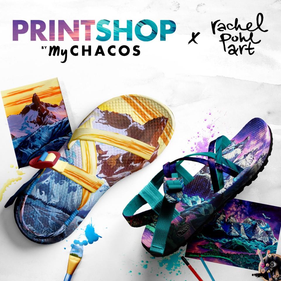 PrintShop x Rachel Pohl