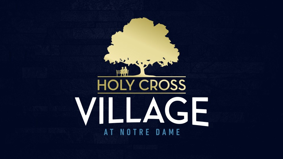 Holy Cross Village Logo