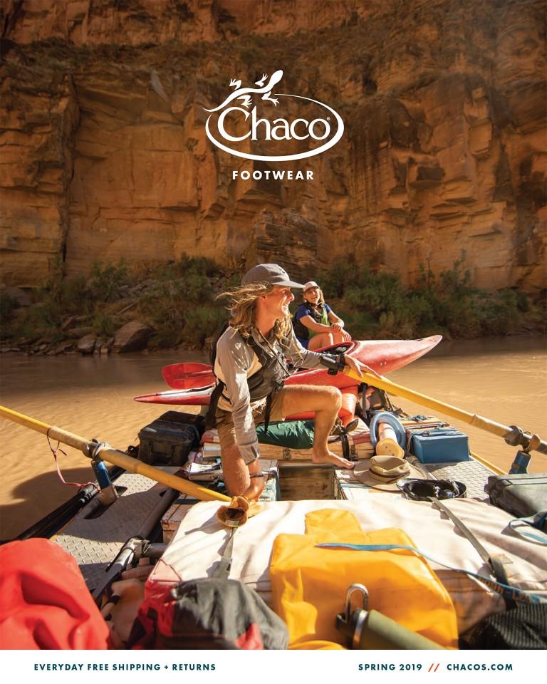 Chaco 2019 Spring Catalog