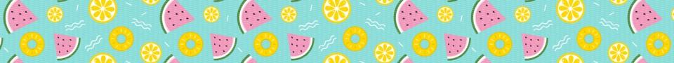 Fruit Cocktail Design