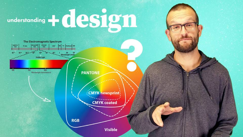 Color Doesn't Exist, Understanding + Design