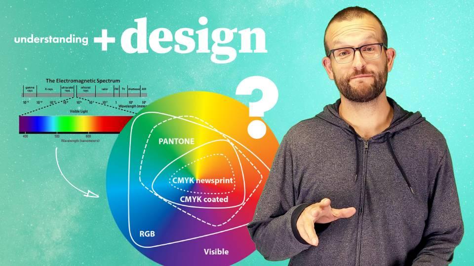 Color Doesn't Exist, Understanding + Design