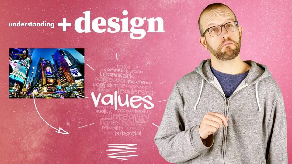 Design As Value, Understanding + Design